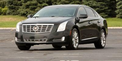 Caddilac-XTS Sedan - Detroit Transportation Company