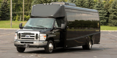 Ford Mini Coach | D&D Executive Transportation