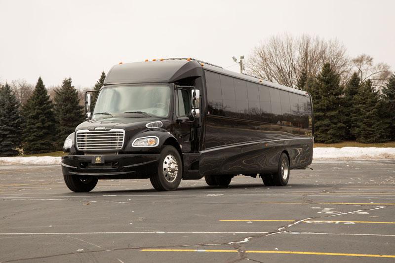 Executive Coach - D&D Executive Transportation