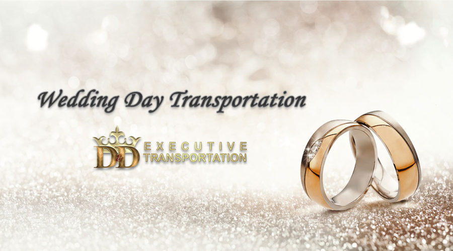Wedding Day Transportation: What You Need to Know