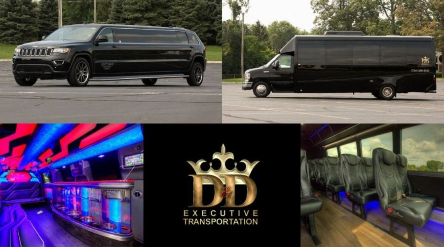 Limousine vs. Mini Coach - D&D Executive Transportation